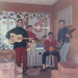 My first band
